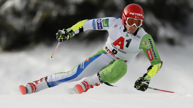 Zan Kranjec Wins World Cup Giant Slalom in Saalbach-Hinterglemm