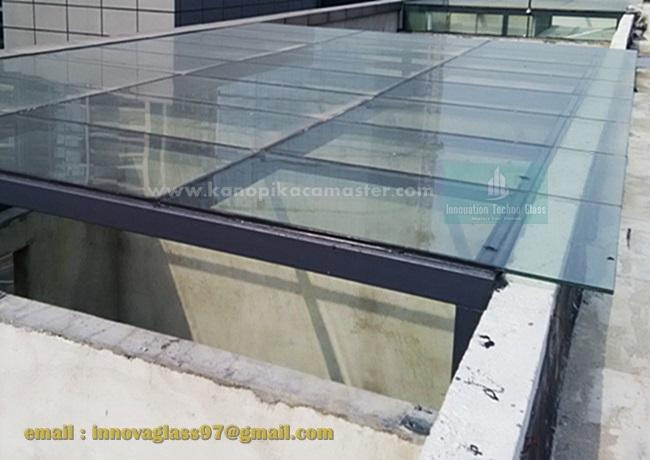 Produk Atap Kaca Skylight