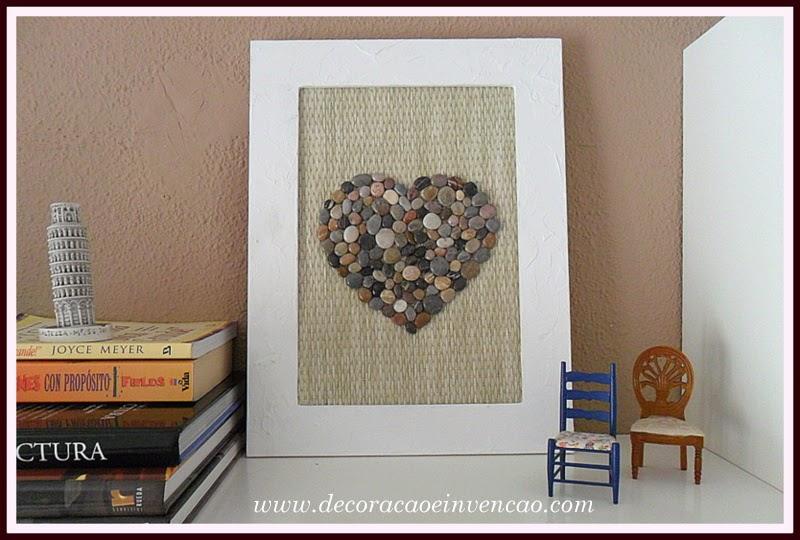 quadro coração