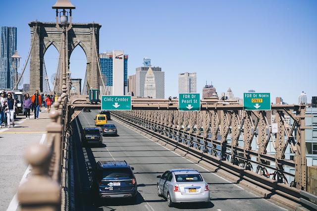 ブルックリン橋(Brooklyn Bridge)