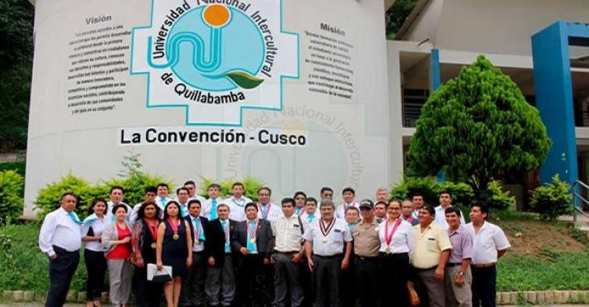 Modifican ley de creación de la Universidad Nacional Intercultural de Quillabamba (LEY Nº 30966)