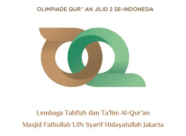 Olimpiade Qur'an Se-Indonesia Jilid 2 oleh LTTQ Fathullah