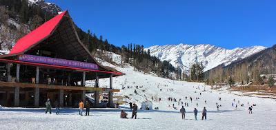 Himachal Pradesh tourism , Kulu-Manali