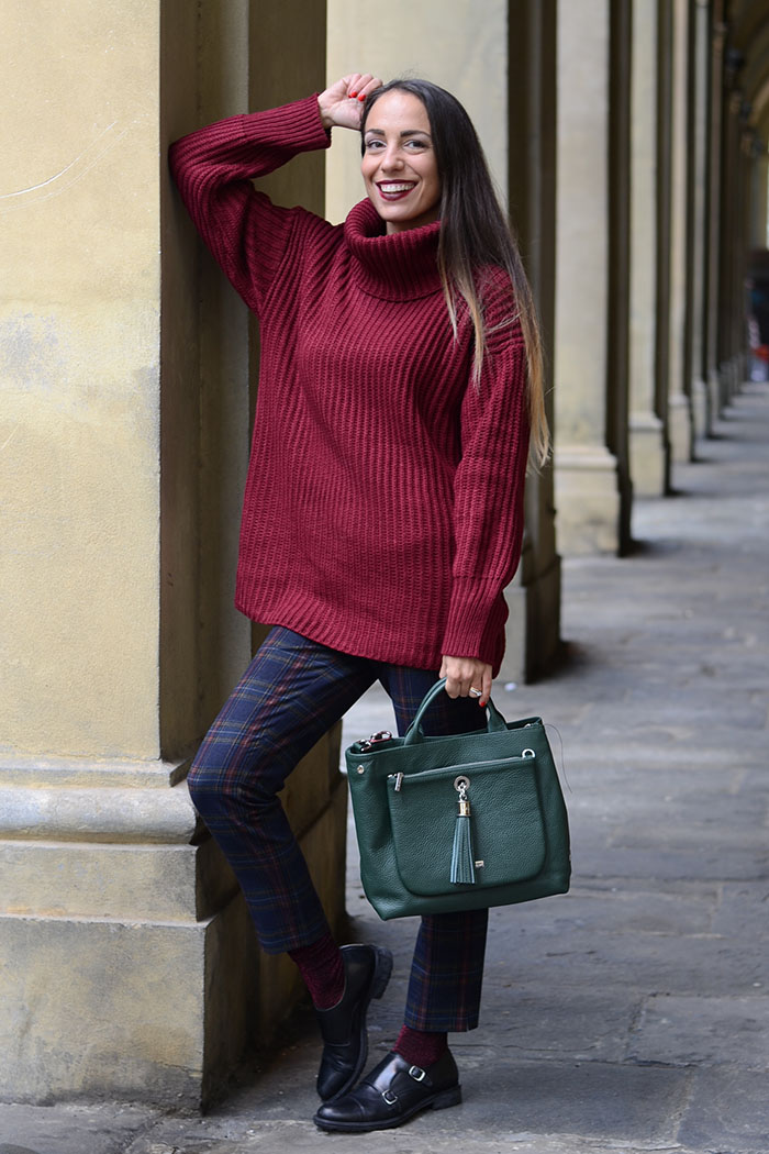 outfit colori invernali