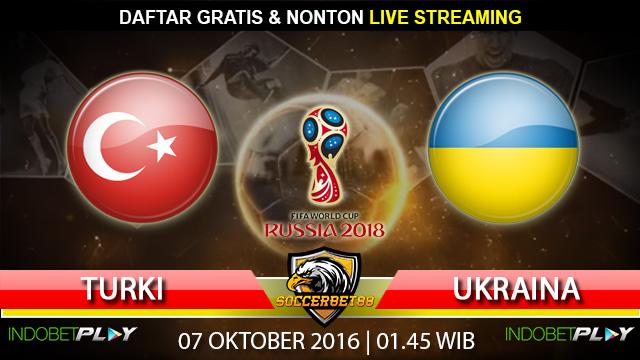 Prediksi Turki vs Ukraina 07 Oktober 2016 (Piala Dunia 2018)