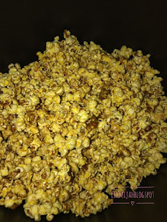 pop corn home made