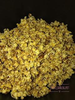 pop corn home made
