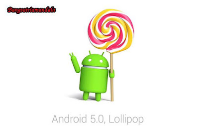 Android latest version 5.0 Lollipop