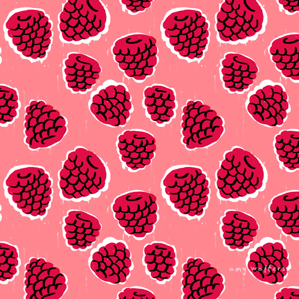 Design Fruit: Fruit Prints & Patterns