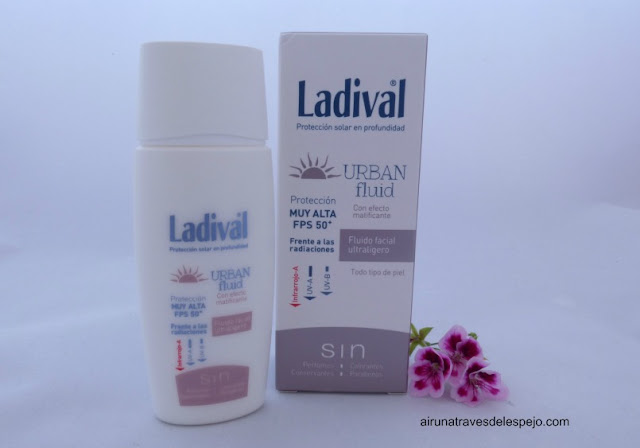 ladival fluid urban proteccion solar