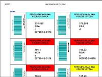 JSBarcode Printing oleh Drajat Hasan
