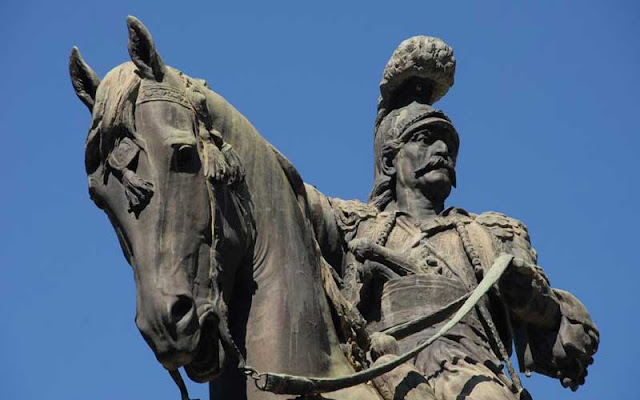3 Δεκεμβρίου 1822: Οι Τούρκοι παραδίδουν το Ναύπλιο και τα κάστρα του στον Κολοκοτρώνη