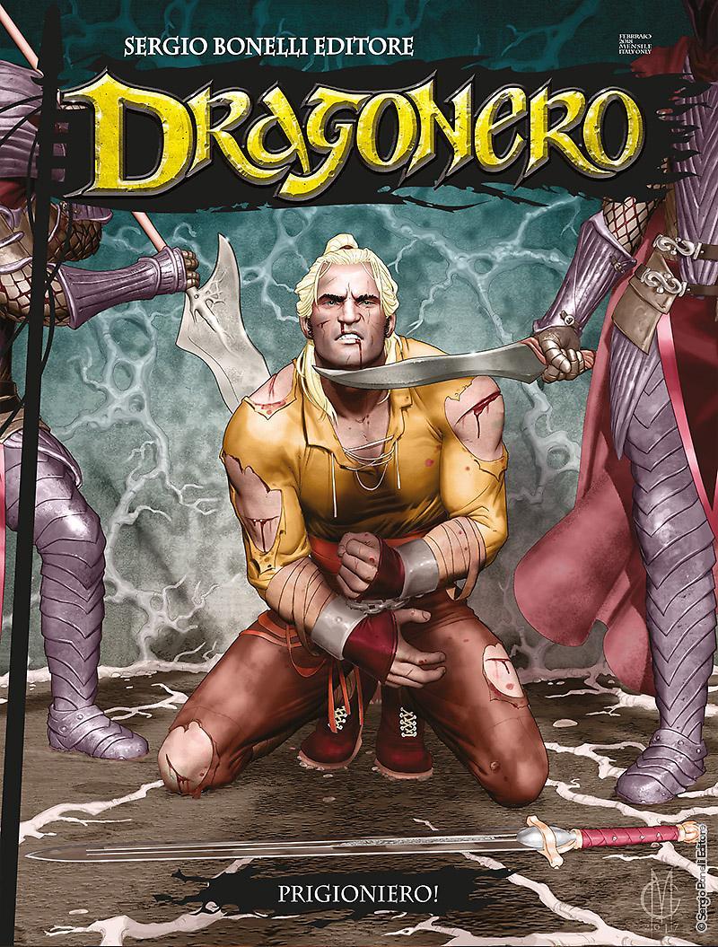 Dragonero #57