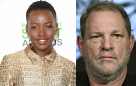 lupita Harvey Weinstein sexual assault