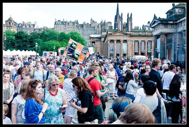Festival Edimburgo (Escocia)
