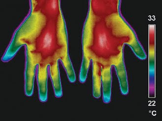 Thermal Infrared Camera Heat