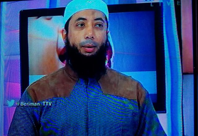 Ustadz Khalid Kajian Live di Trans TV, Netizen: Balasan Allah Terhadap Penolakan Kemarin