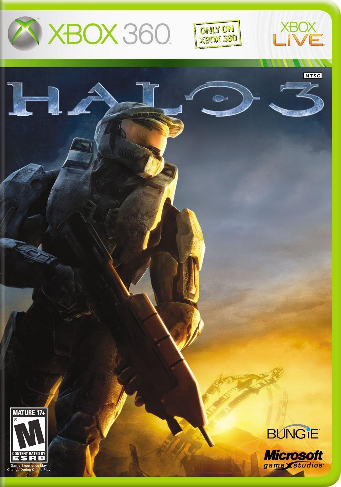 Halo 3 [Xbox360 Game] 6,7GB - Mediafire - Download Games ...