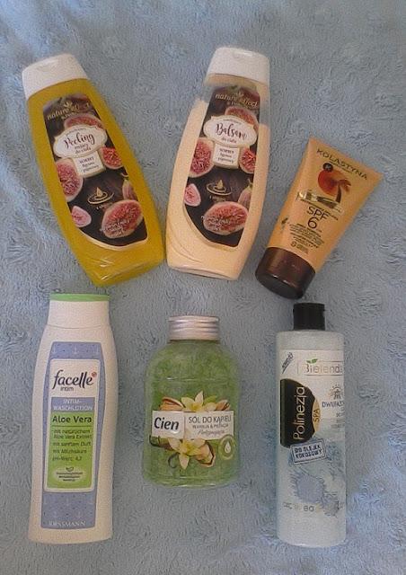 Pielęgnacja ciała - moje aktualne kosmetyki