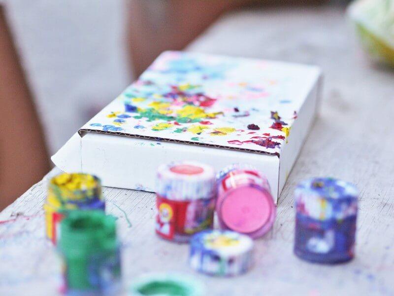 Manfaat melukis untuk anak