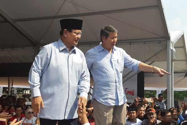 Hashim dan Prabowo Dilaporkan ke Bawaslu soal Selang Cuci Darah Dipakai Berkali-kali