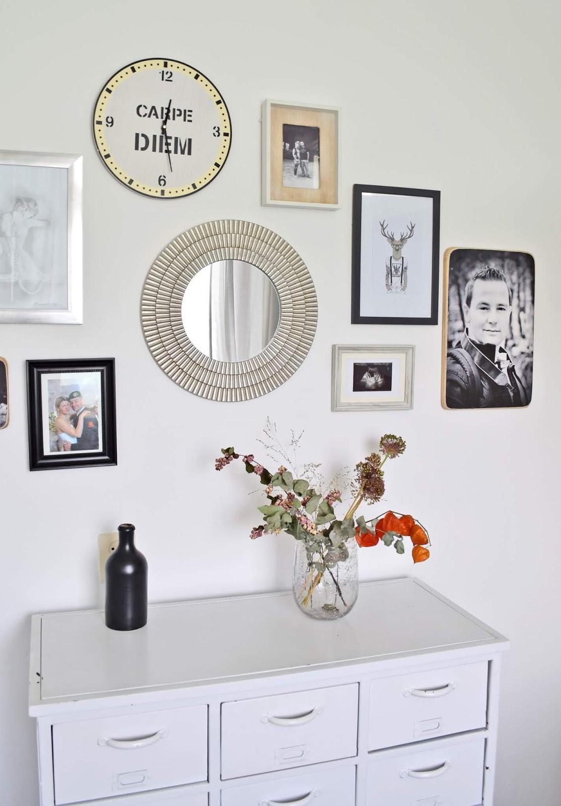 Jak zrobić galerię ścienną w pokoju