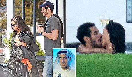 RIRI Rihanna's Saudi Billionaire Beau Was Married To Art Expert Before Meeting Songstress Foreign