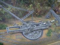 Maqueta de un Parisener Kanone