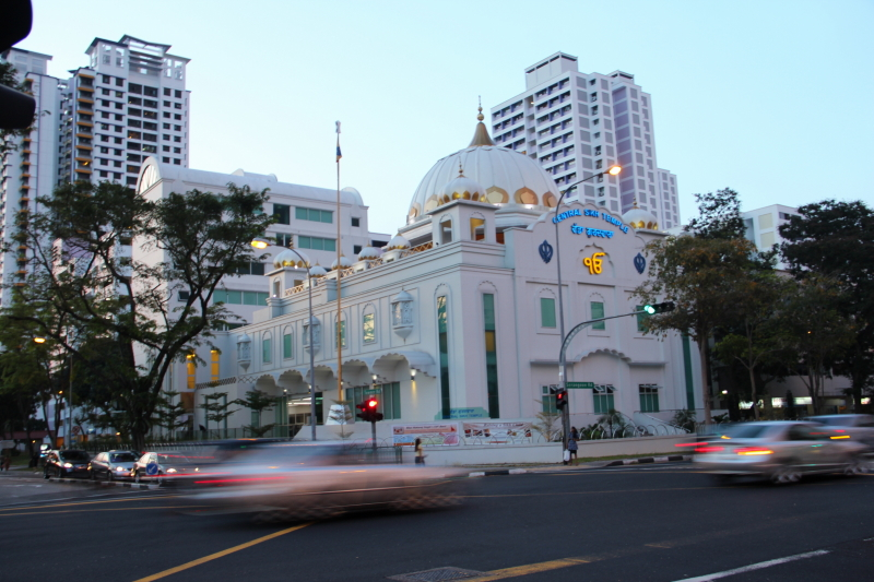 Central Sikh Temple Singapore Map,Map of Central Sikh Temple Singapore,Tourist Attractions in Singapore,Things to do in Singapore,Central Sikh Temple Singapore accommodation destinations attractions hotels map reviews photos pictures