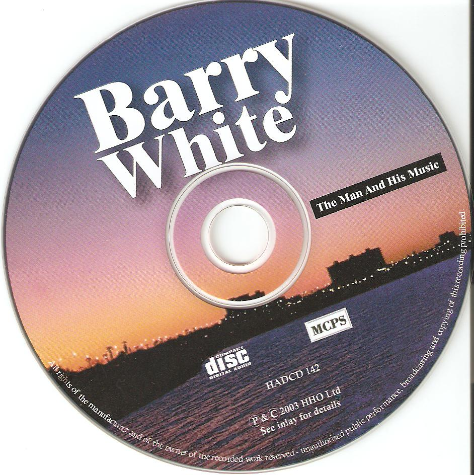Barry White Ultimate Collection: Discosoul Cargo & Alex Missry Aka DJ Misery1: Barry White