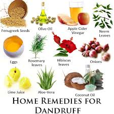 Home Remedies For Dandruff | How to Get Rid of Dandruff