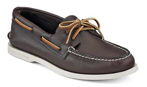 Mens White No Tie Boat Shoes