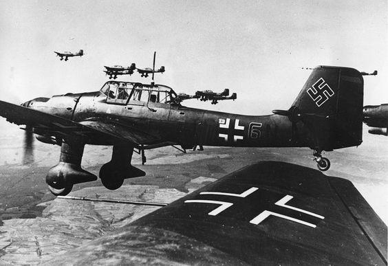29 May 1940 worldwartwo.filminspector.com Stukas