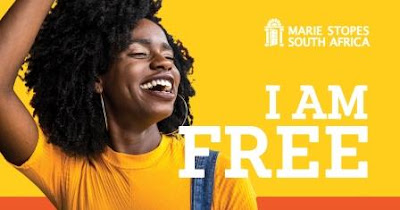 Marie Stopes Poster I am Free