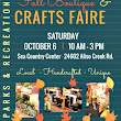 Laguna Niguel Fall Boutique Crafts Faire 2018