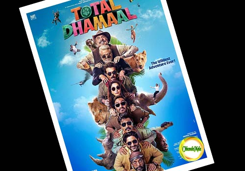 Total Dhamaal 2019 Review Poster