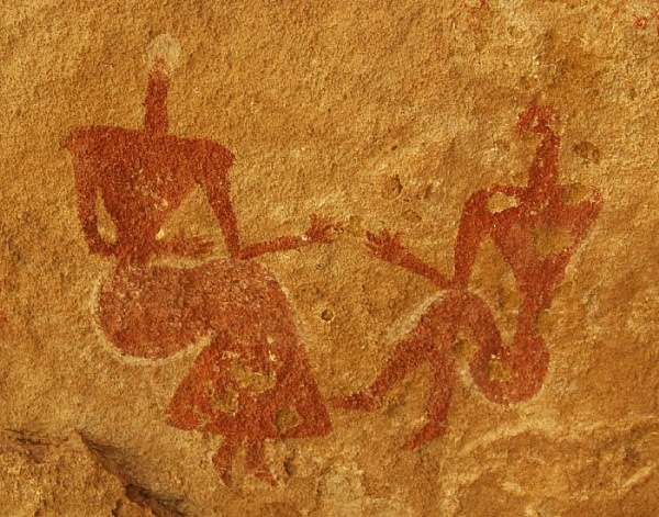 Dynamiques Culturelles Tassili N Ajjer Aux Sources Des Premi 232 Res Formes D Expressions