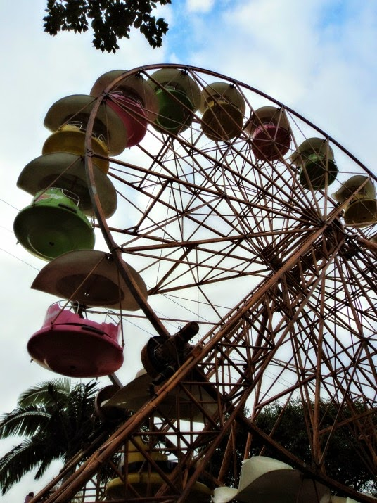 Roda gigante do Beto Carrero World