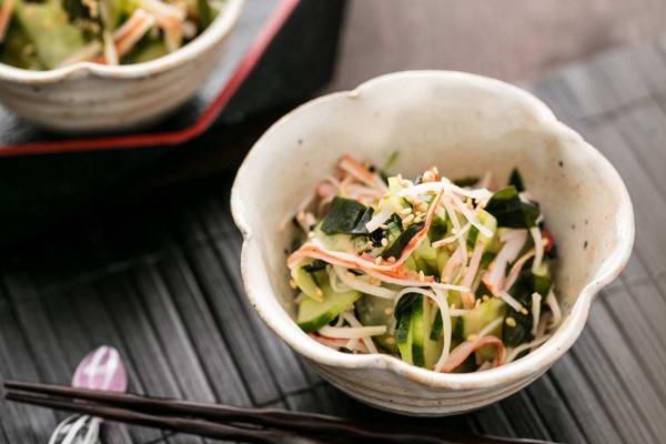Cách làm Salad dưa leo kiểu Nhật ngon miệng, giảm cân