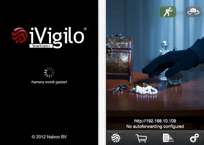 COME SORVEGLIARE CASA CON UN IPHONE GRATIS