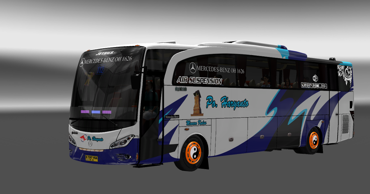 Download Ukts Bus Simulator Versi Indonesia ~ epic game news