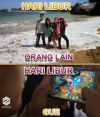 12 Meme 'Mobile Legend' Ini Bikin Gamer Lupa Segalanya