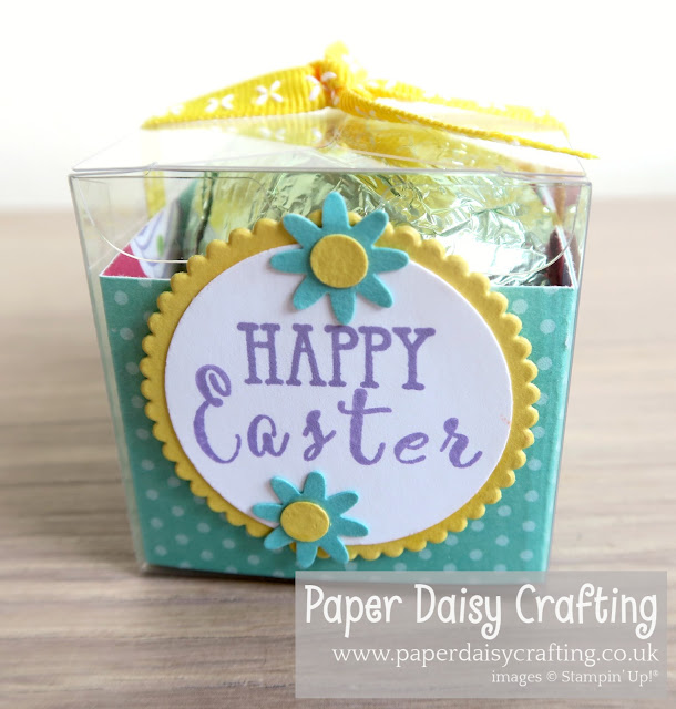 Tiny Treat Boxes Stampin Up