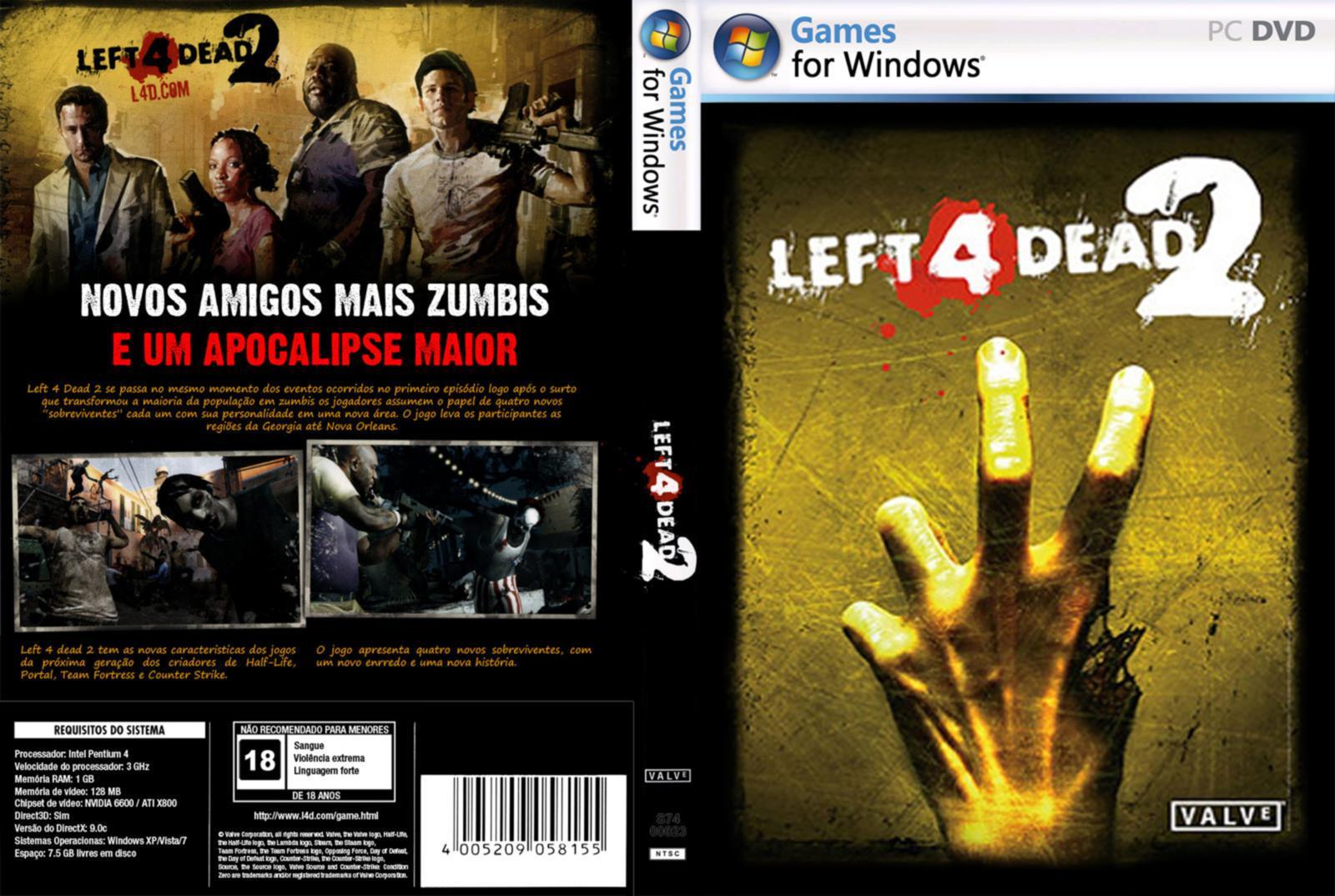 Ocean Gamers Mf Left 4 Dead 2 Direct Links