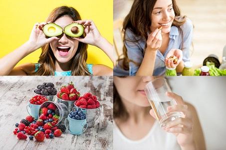 Genç Görünümlü Ciltler İçin 10 En İyi Yaşlanma Karşıtı Gıdalar