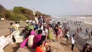 Dandi beach near Navsari