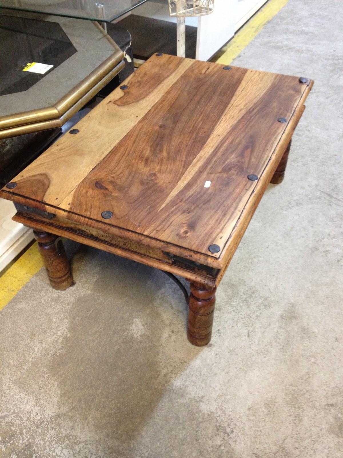 Mes Renovations De Meubles En Bois Renovation D Une Table Basse