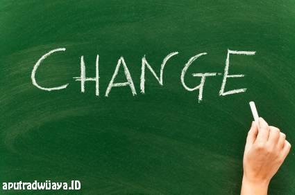 """Ketika Kita Perlu """"Beradaptasi"""" dengan """"Perubahan"""""""