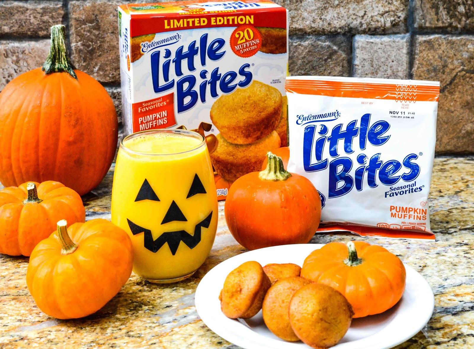 Entenmann's Little Bites Pumpkin Muffins