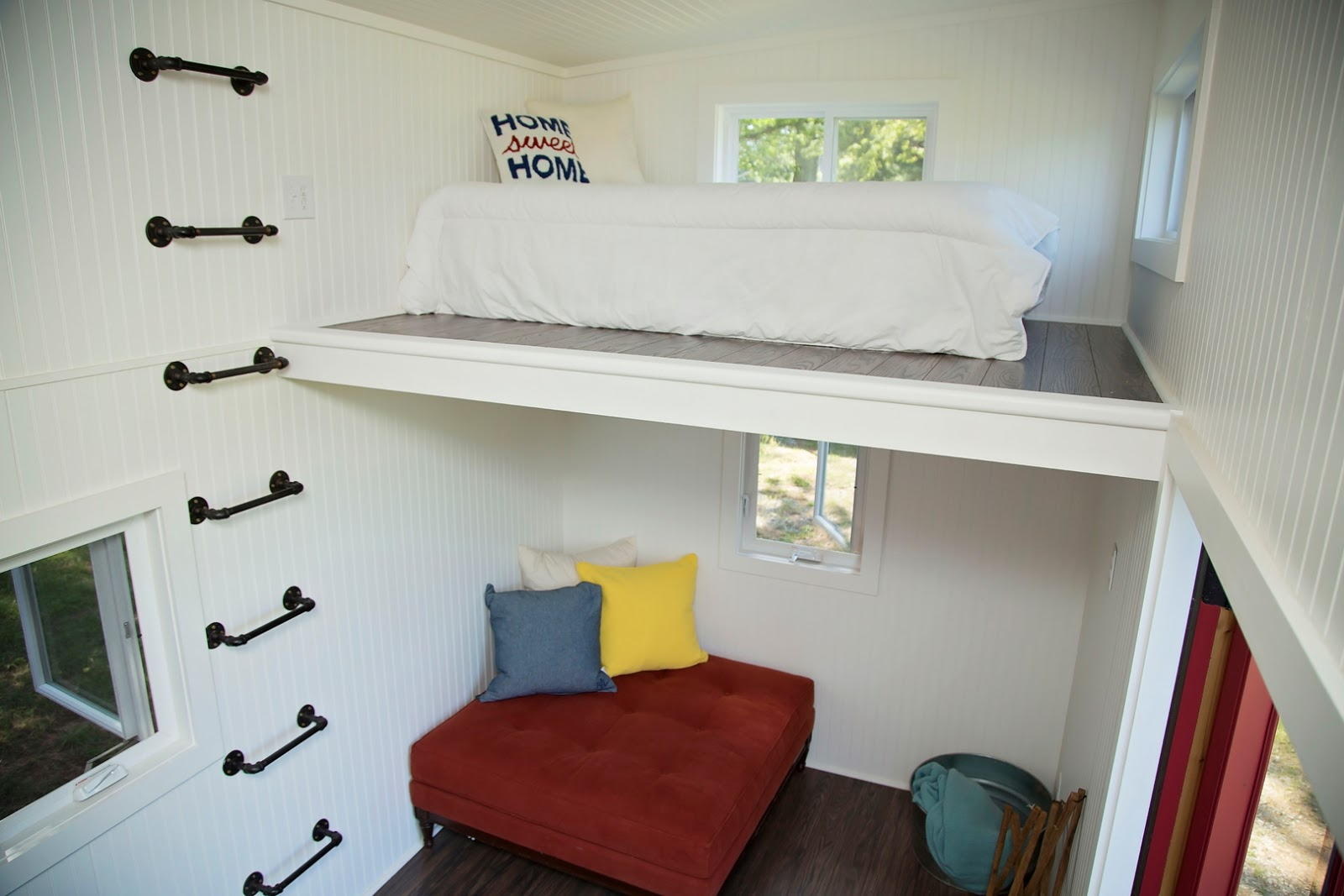 Follow Tiny House Town on Facebook for regular tiny house updates. The American Pie From Perch and Nest   TINY HOUSE TOWN